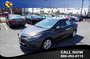 2016 Chevrolet Cruze for sale in Temple Hills, MD