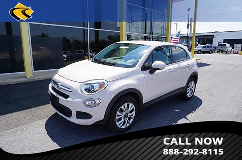 2016 FIAT 500X for sale in Temple Hills, MD