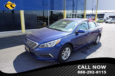 2017 Hyundai Sonata for sale in Temple Hills, MD