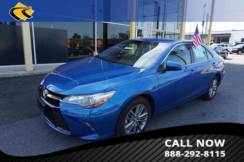 2017 Toyota Camry for sale in Temple Hills, MD