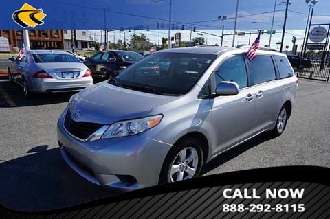2012 Toyota Sienna for sale in Temple Hills, MD