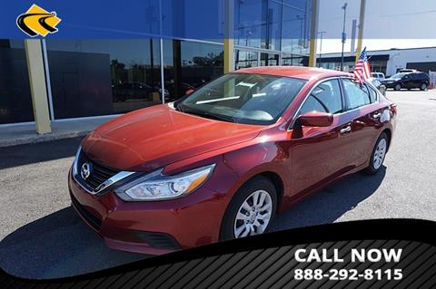 2016 Nissan Altima for sale in Temple Hills, MD