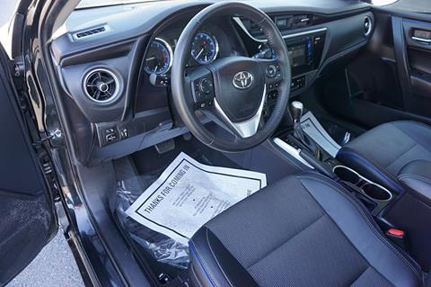 2017 Toyota Corolla for sale in Temple Hills, MD