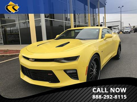 2017 Chevrolet Camaro for sale in Temple Hills, MD