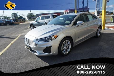 2019 Ford Fusion Hybrid for sale in Temple Hills, MD