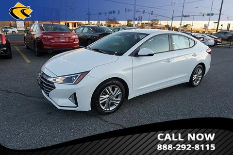 2020 Hyundai Elantra for sale in Temple Hills, MD