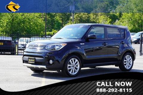 2018 Kia Soul + for sale at CarSmart in Temple Hills MD