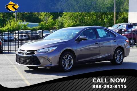 2017 Toyota Camry for sale at CarSmart in Temple Hills MD