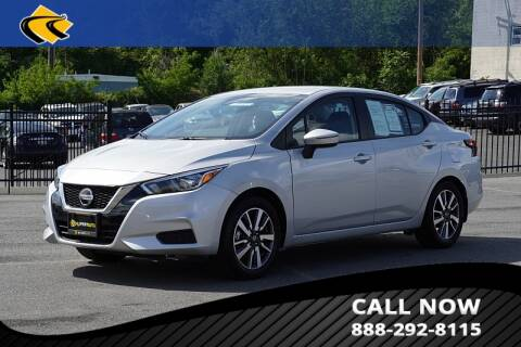 2020 Nissan Versa SV for sale at CarSmart in Temple Hills MD
