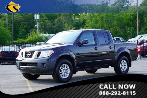 2019 Nissan Frontier for sale at CarSmart in Temple Hills MD