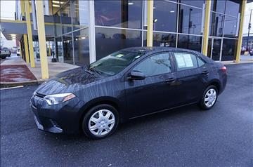 2016 Toyota Corolla for sale in Temple Hills, MD