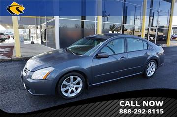 2007 Nissan Maxima for sale in Temple Hills, MD