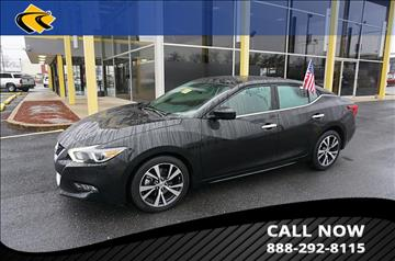 2016 Nissan Maxima for sale in Temple Hills, MD