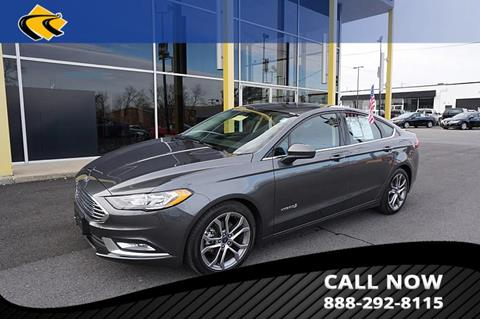 2017 Ford Fusion Hybrid for sale in Temple Hills, MD
