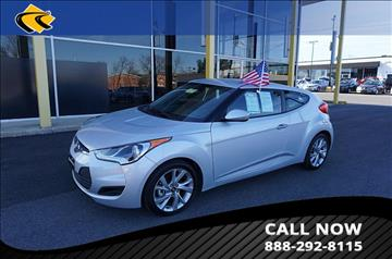 2016 Hyundai Veloster for sale in Temple Hills, MD