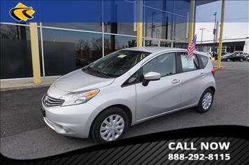 2016 Nissan Versa Note for sale in Temple Hills, MD