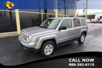 2015 Jeep Patriot for sale in Temple Hills, MD
