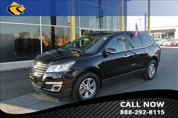 2017 Chevrolet Traverse for sale in Temple Hills, MD