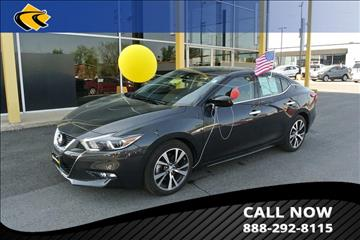 2017 Nissan Maxima for sale in Temple Hills, MD