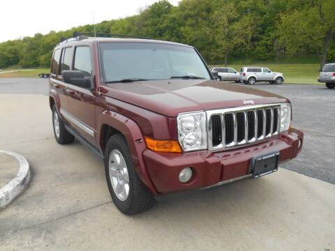 2007 Jeep Commander for sale at Maczuk Automotive Group in Hermann MO