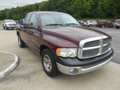 2002 Dodge Ram Pickup 1500 for sale at Maczuk Automotive Group in Hermann MO