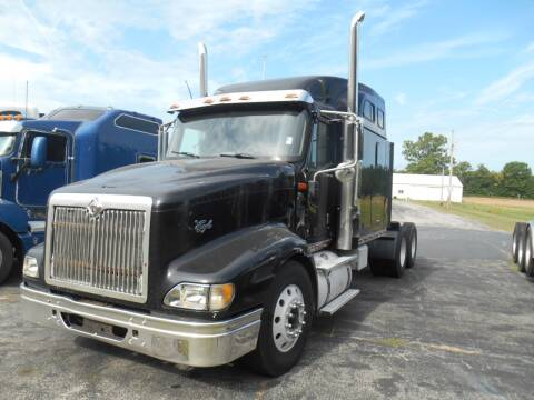 2007 International 9400i for sale at Maczuk Automotive Group in Hermann MO