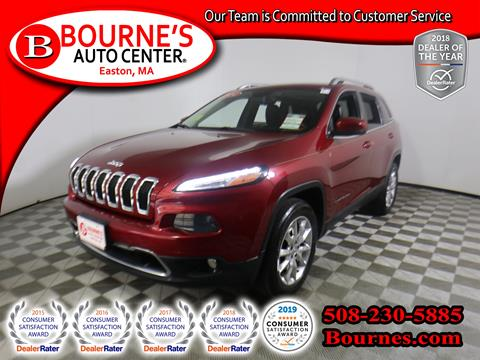 2014 Jeep Cherokee for sale in South Easton, MA