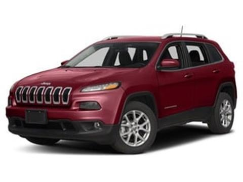 2017 Jeep Cherokee for sale in South Easton, MA