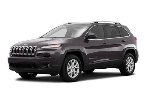 2016 Jeep Cherokee for sale in South Easton, MA