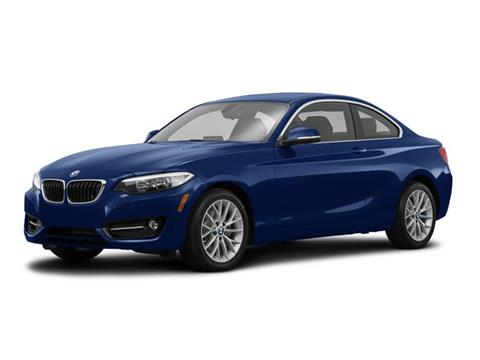 2016 BMW 2 Series for sale in South Easton, MA