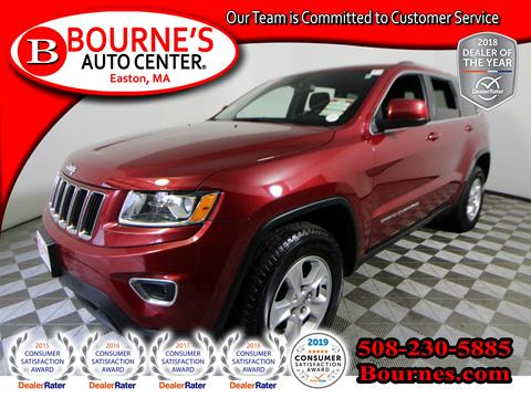 2015 Jeep Grand Cherokee for sale in South Easton, MA