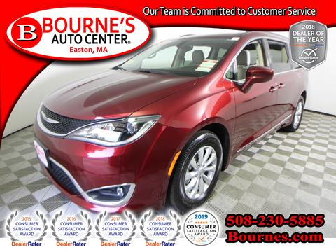 2017 Chrysler Pacifica for sale in South Easton, MA
