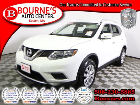2016 Nissan Rogue for sale in South Easton, MA