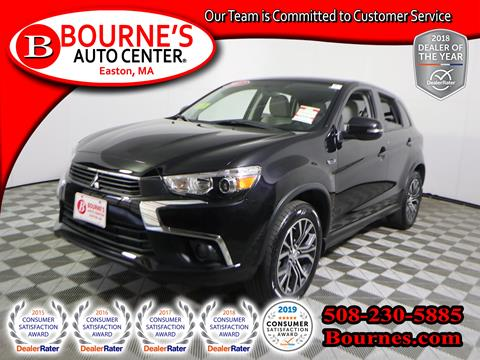 2017 Mitsubishi Outlander Sport for sale in South Easton, MA