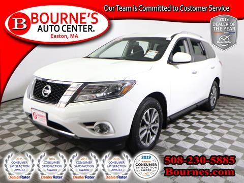 2016 Nissan Pathfinder for sale in South Easton, MA