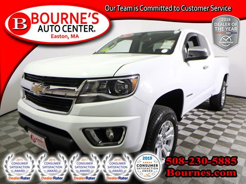 2017 Chevrolet Colorado for sale in South Easton, MA