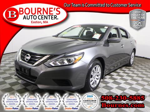2016 Nissan Altima for sale in South Easton, MA