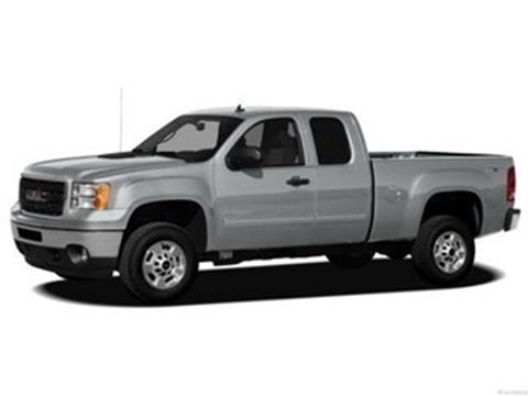 2012 GMC Sierra 2500HD for sale in South Easton, MA