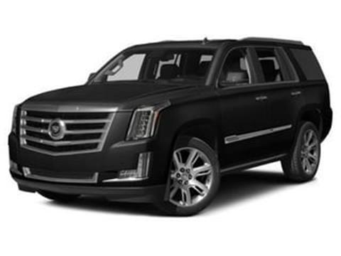 2016 Cadillac Escalade for sale in South Easton, MA