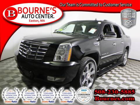 Cadillac Of Easton >> 2012 Cadillac Escalade Ext For Sale In South Easton Ma