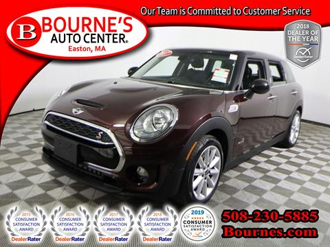 2017 MINI Clubman for sale in South Easton, MA