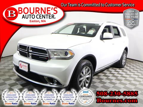 2017 Dodge Durango for sale in South Easton, MA