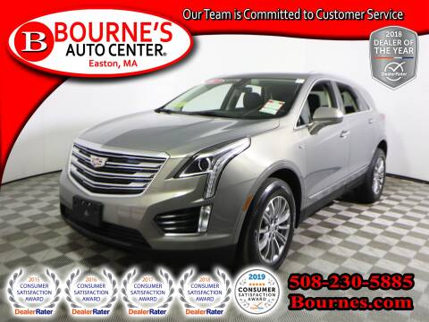 Cadillac Of Easton >> 2017 Cadillac Xt5 For Sale In South Easton Ma