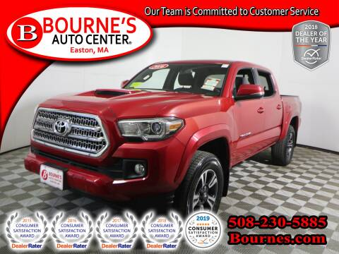 2016 Toyota Tacoma for sale at Bourne's Auto Ctr - Bourne's Auto Center in South Easton MA
