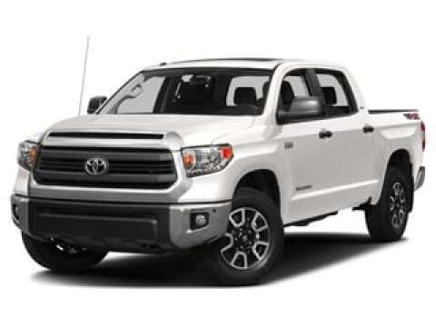 2017 Toyota Tundra for sale at Bourne's Auto Ctr - Bourne's Auto Center in South Easton MA