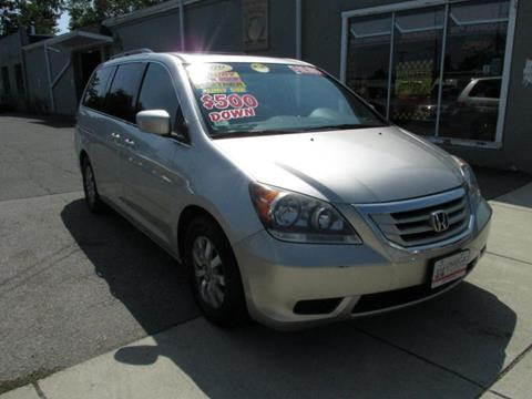 2009 Honda Odyssey for sale at Omega Auto & Truck CTR INC in Salem MA