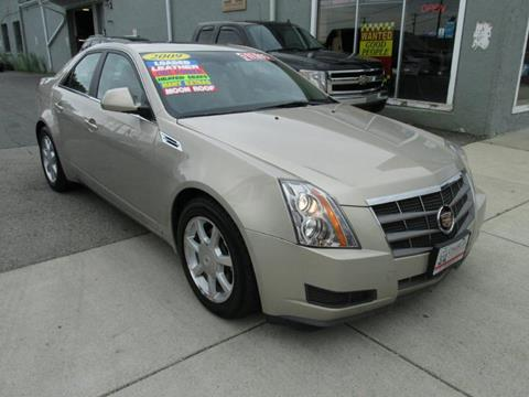 2009 Cadillac CTS for sale at Omega Auto & Truck CTR INC in Salem MA