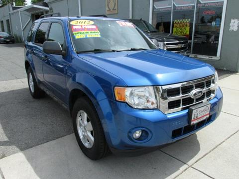 2012 Ford Escape for sale at Omega Auto & Truck CTR INC in Salem MA