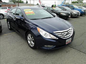 2011 Hyundai Sonata for sale at Omega Auto & Truck CTR INC in Salem MA