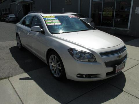 2011 Chevrolet Malibu for sale at Omega Auto & Truck CTR INC in Salem MA